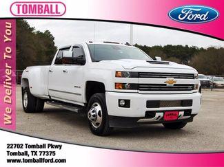 2018 Chevrolet Silverado 3500HD LTZ in Tomball, TX 77375