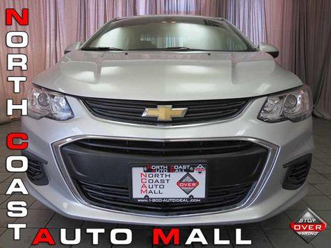 2018 Chevrolet Sonic LT in Akron, OH