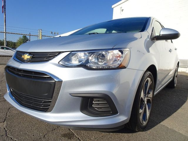 2018 Chevrolet Sonic Premier Madison, NC 10