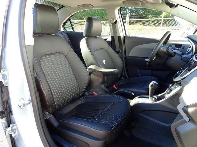 2018 Chevrolet Sonic Premier Madison, NC 21