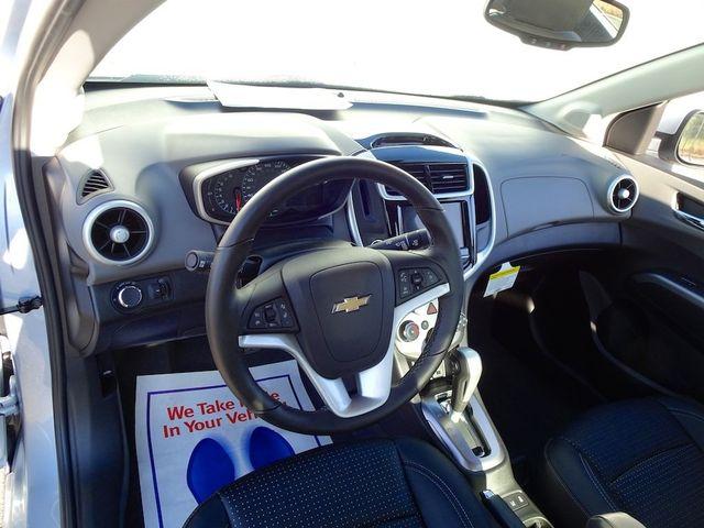 2018 Chevrolet Sonic Premier Madison, NC 25