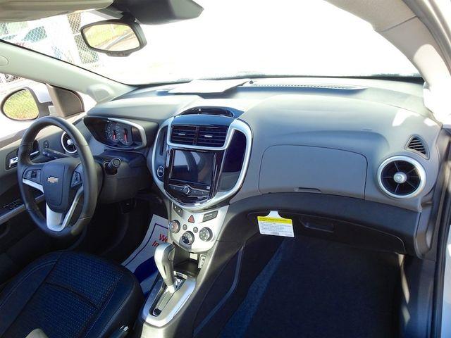 2018 Chevrolet Sonic Premier Madison, NC 27