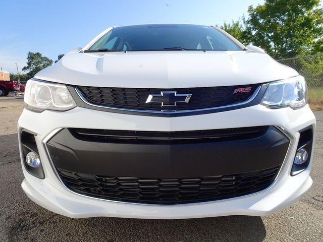 2018 Chevrolet Sonic LT Madison, NC 11