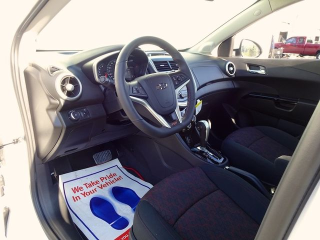 2018 Chevrolet Sonic LT Madison, NC 13