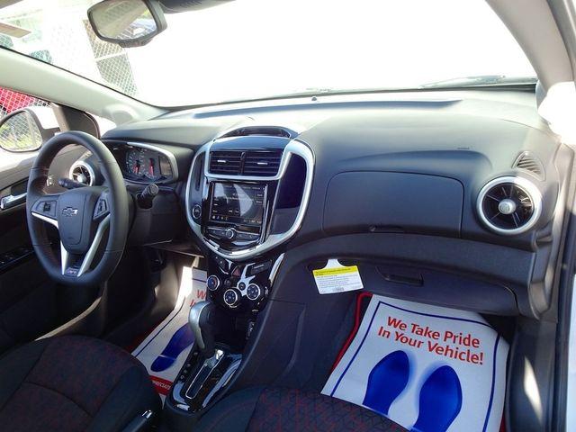 2018 Chevrolet Sonic LT Madison, NC 26