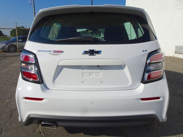 2018 Chevrolet Sonic LT Madison, NC 5