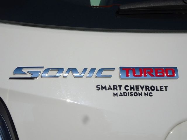 2018 Chevrolet Sonic LT Madison, NC 54