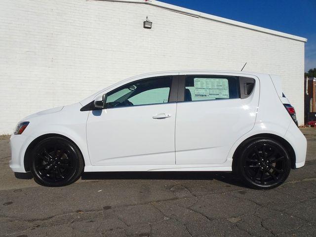 2018 Chevrolet Sonic LT Madison, NC 8