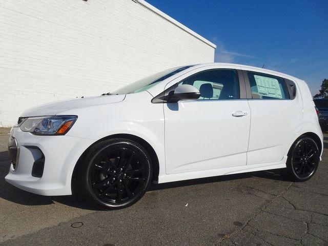2018 Chevrolet Sonic LT Madison, NC 9