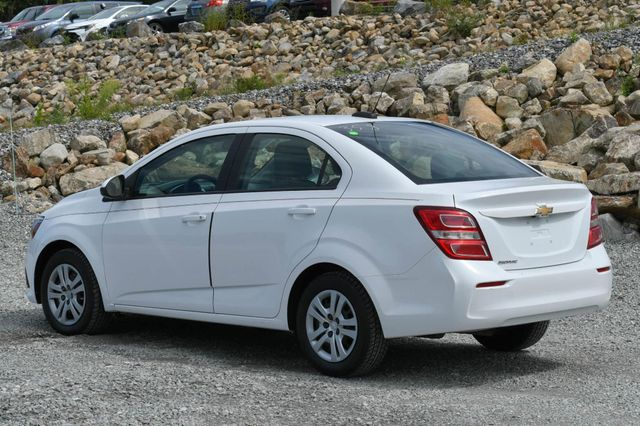 2018 Chevrolet Sonic LS Naugatuck, Connecticut 2