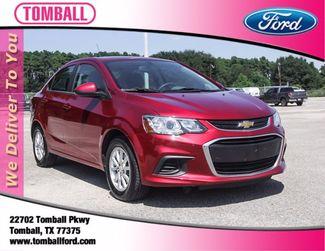2018 Chevrolet Sonic LT in Tomball, TX 77375