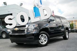 2018 Chevrolet Suburban LT Hialeah, Florida
