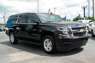 2018 Chevrolet Suburban LT Hialeah, Florida 2