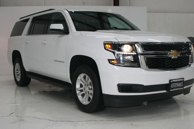2018 Chevrolet Suburban LT Houston, Texas 4