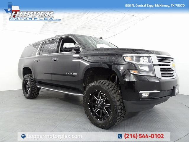2018 Chevrolet Suburban Premier LIFT/CUSTOM WHEELS AND TIRES