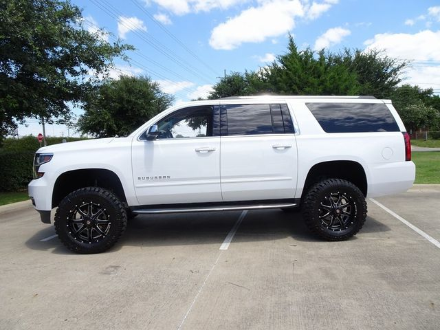 2018 Chevrolet Suburban Premier LIFT/CUSTOME WHEELS AND TIRES in McKinney, Texas 75070