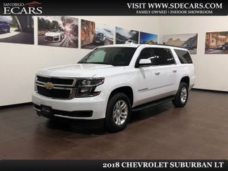2018 Chevrolet Suburban LT in San Diego, CA 92126