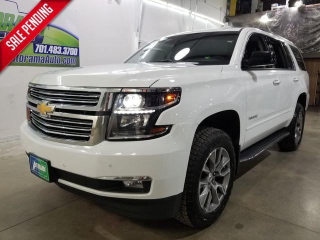 2018 Chevrolet Tahoe Premier in Dickinson, ND 58601