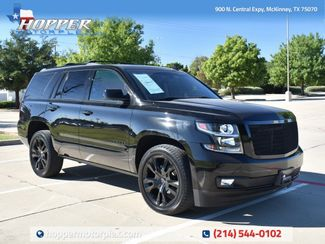 2018 Chevrolet Tahoe Premier RST 6.2L PERFORMANCE EDITION in McKinney, Texas 75070