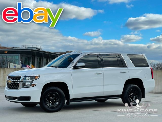 2018 Chevrolet Tahoe Ppv POLICE PACKAGE 4X4 36K MILES RARE MUST SEE in Woodbury, New Jersey 08093