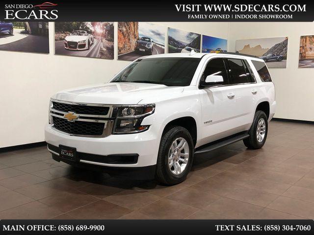 2018 Chevrolet Tahoe LS in San Diego, CA 92126