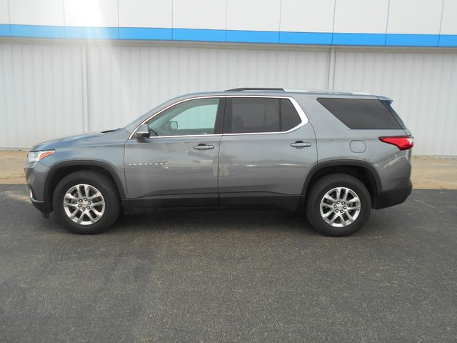 2018 Chevrolet Traverse LT Cloth Black Rock, AR