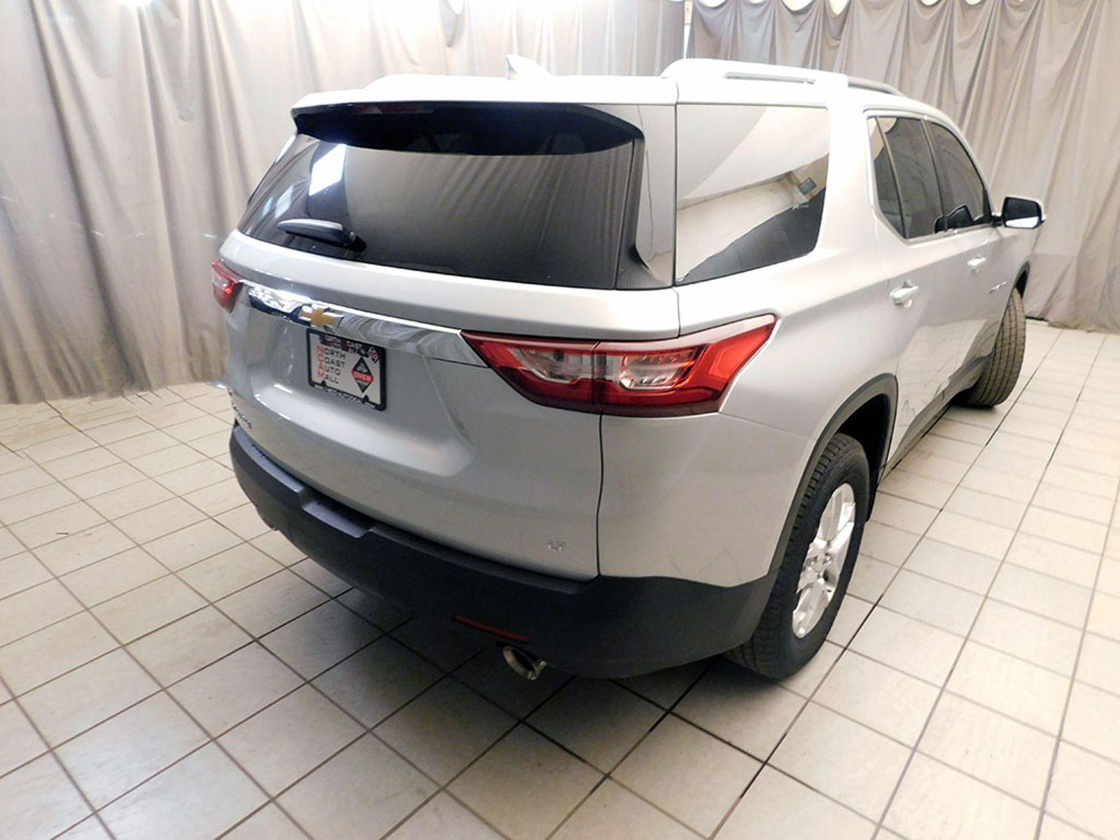 North Coast Auto Mall Cleveland >> 2018 Chevrolet Traverse LT Cloth city Ohio North Coast ...
