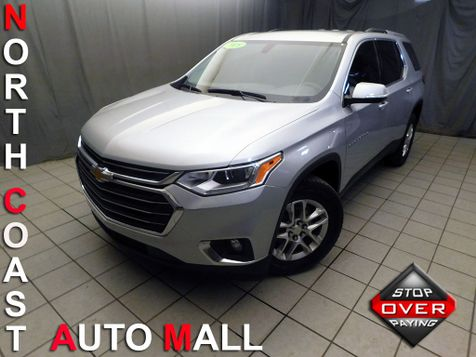 2018 Chevrolet Traverse LT Cloth in Cleveland, Ohio