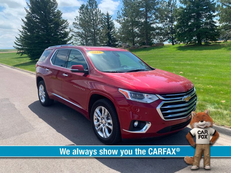 2018 Chevrolet Traverse High Country  city MT  Bleskin Motor Company   in Great Falls, MT
