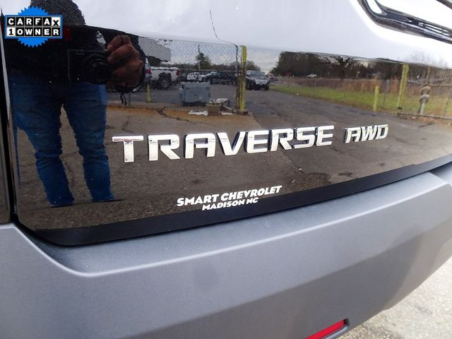 2018 Chevrolet Traverse LS Madison, NC 11