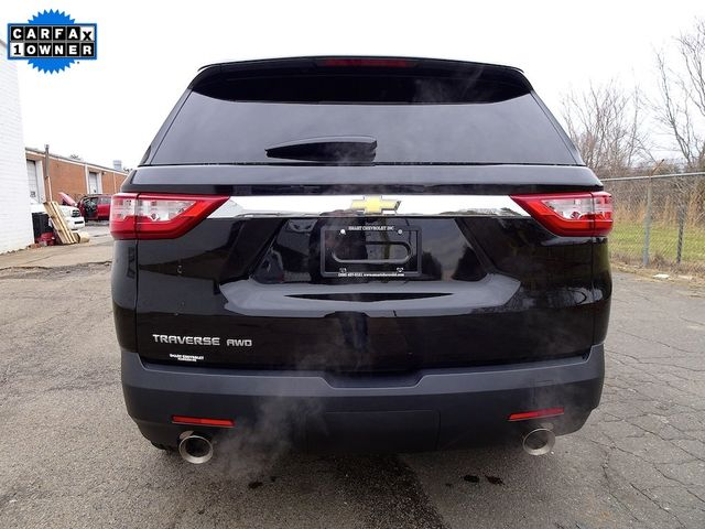 2018 Chevrolet Traverse LS Madison, NC 3