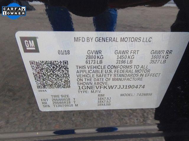 2018 Chevrolet Traverse LS Madison, NC 53