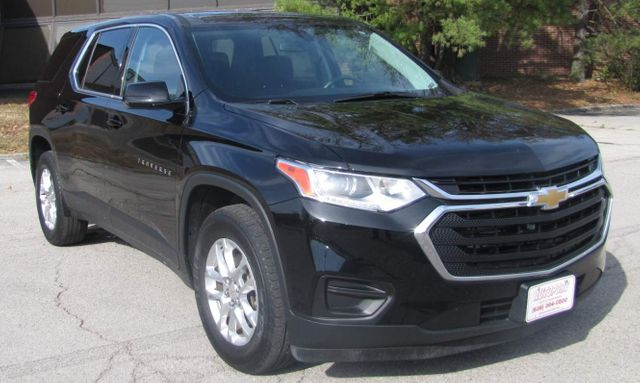 2018 Chevrolet Traverse LS St. Louis, Missouri 0