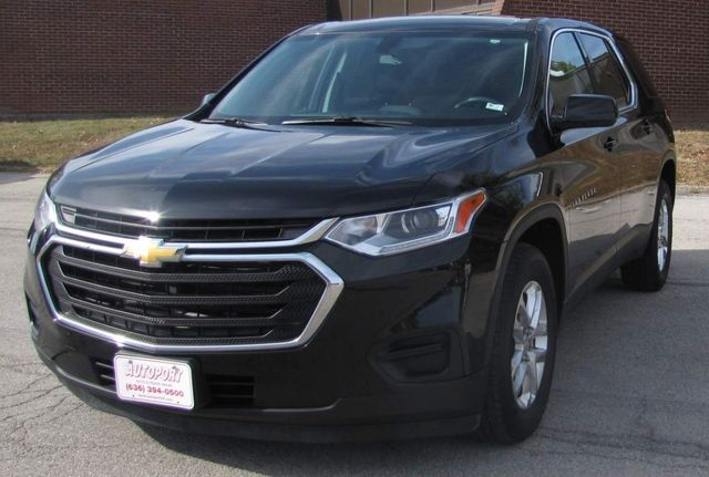 2018 Chevrolet Traverse LS St. Louis, Missouri 2