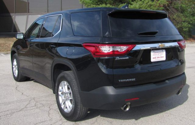 2018 Chevrolet Traverse LS St. Louis, Missouri 4