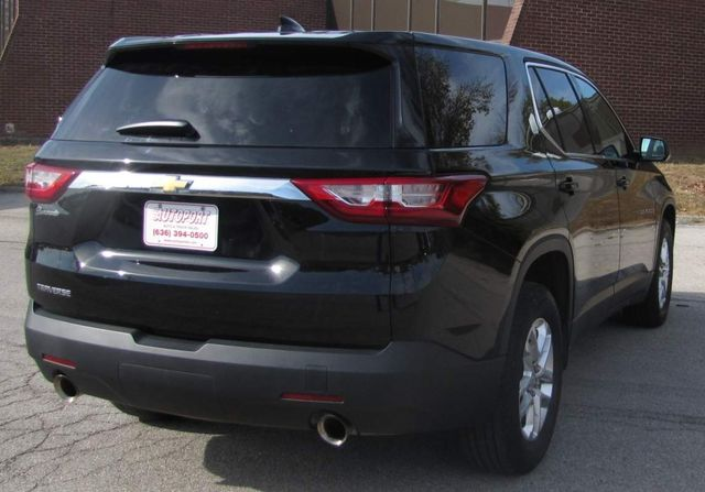 2018 Chevrolet Traverse LS St. Louis, Missouri 6