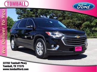 2018 Chevrolet Traverse LT Cloth in Tomball, TX 77375