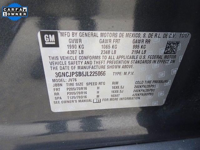 2018 Chevrolet Trax LT Madison, NC 51