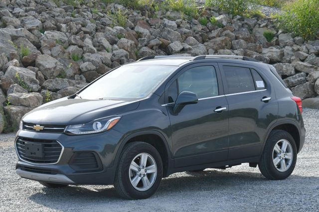 2018 Chevrolet Trax LT Naugatuck, Connecticut