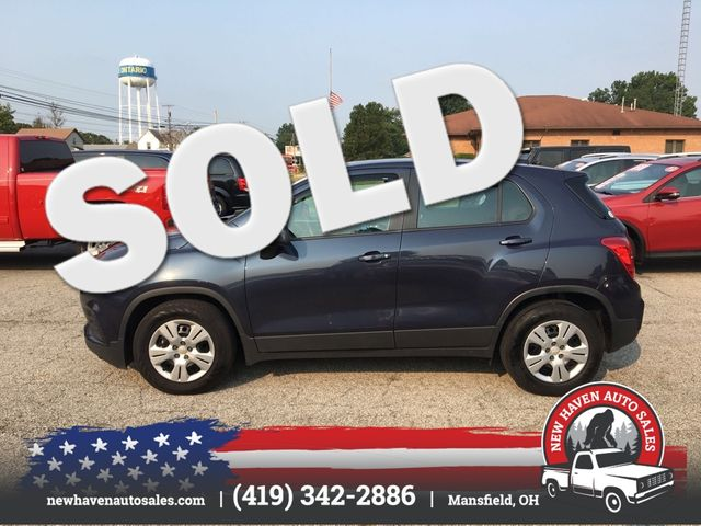 2018 Chevrolet Trax LS in Mansfield, OH 44903