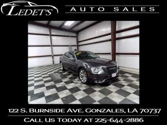 2018 Chrysler 300 Limited - Ledet's Auto Sales Gonzales_state_zip in Gonzales