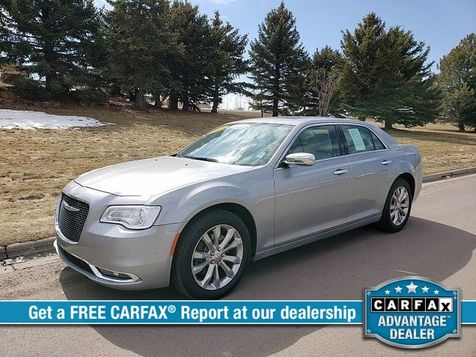 2018 Chrysler 300 4d Sedan AWD Limited in Great Falls, MT