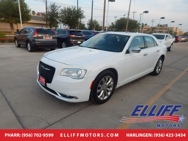 2018 Chrysler 300 Limited Limited