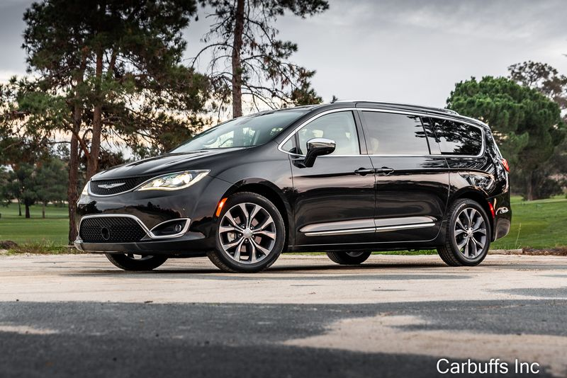 2018 Chrysler Pacifica Limited   Concord, CA   Carbuffs in Concord, CA