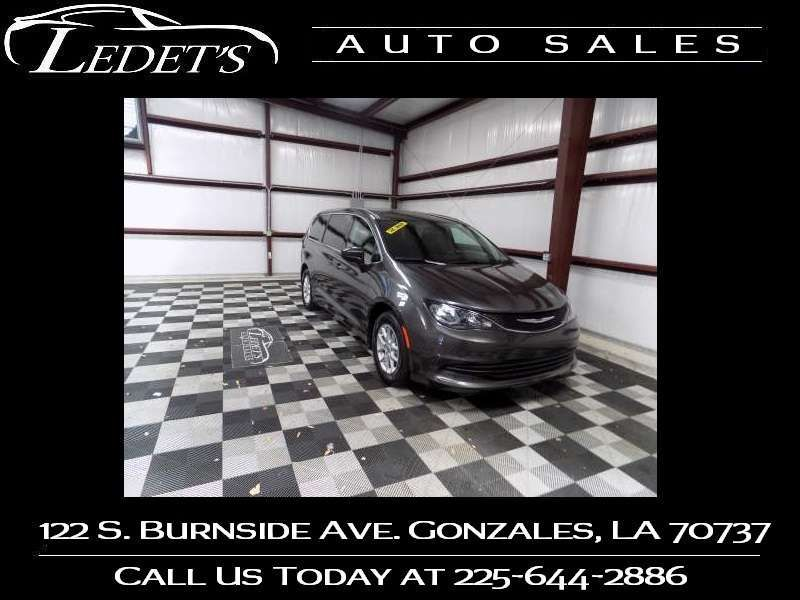 2018 Chrysler Pacifica Touring - Ledet's Auto Sales Gonzales_state_zip in Gonzales Louisiana
