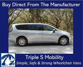 2018 Chrysler Pacifica Touring Wheelchair Van................. Pre-construction pictures. Van now in production. Pinellas Park, Florida