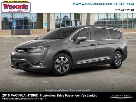 2018 Chrysler Pacifica Hybrid Limited in Victoria, MN