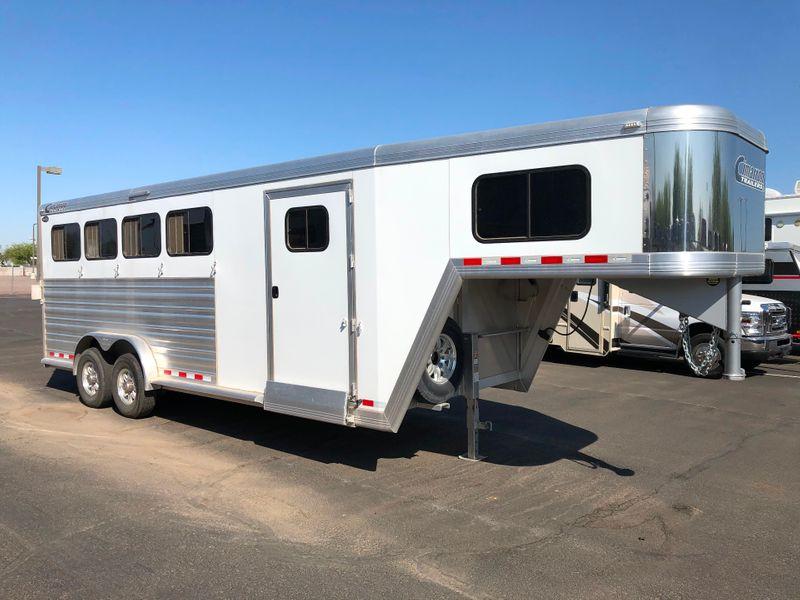 2018 Cimarron Norstar 4 Horse Gooseneck  in Avondale AZ