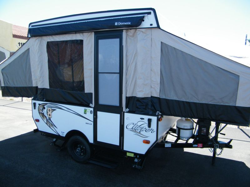 2018 Clipper 806LS with AC  in Surprise, AZ