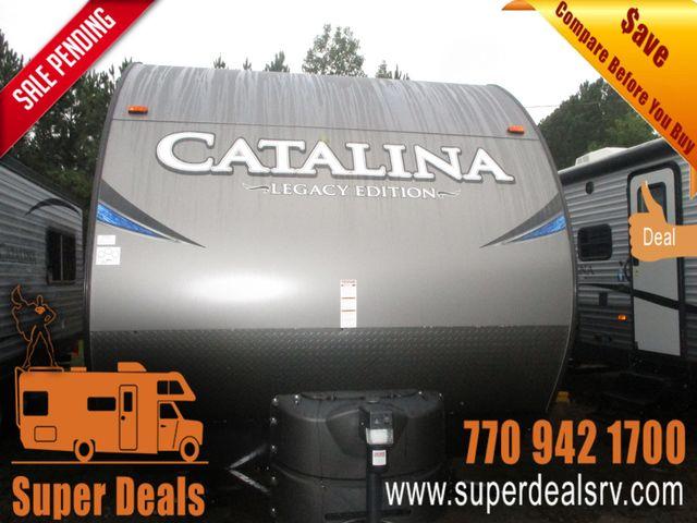 2018 Coachmen Catalina Legacy 323BHDSCKLE